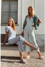 Eight Paris Romantic Jumpsuit Blue