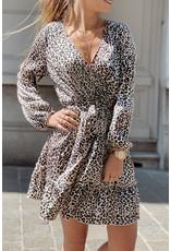 Eight Paris Ella Dress beige