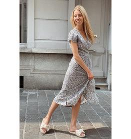Eight Paris maxi robe cache-coeur