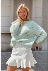 She's Milano x crochet mint