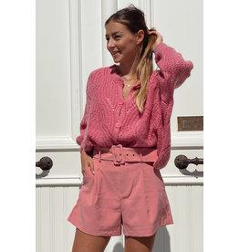 Paris Beltshort classic pink