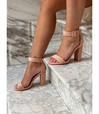 Alice heels pink