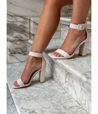 Alice heels nude pink