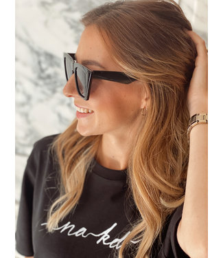 Kylie sunglass black