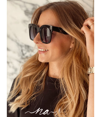 Kourtney sunglass black