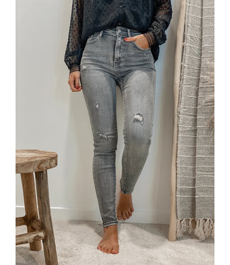 Redial jeans light grey