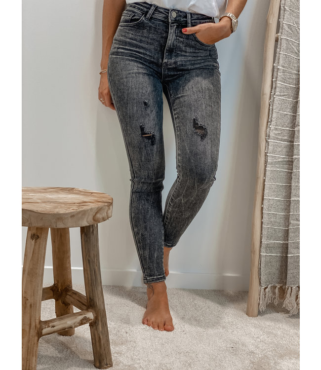 Redial jeans dark grey