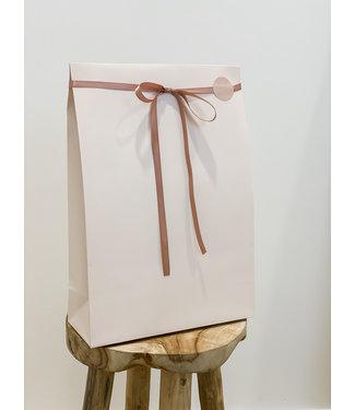 Cadeauverpakking nude