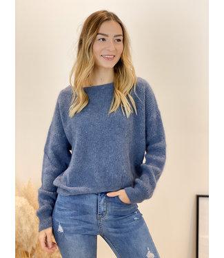 She's Milano x sweetheart round indigo blue
