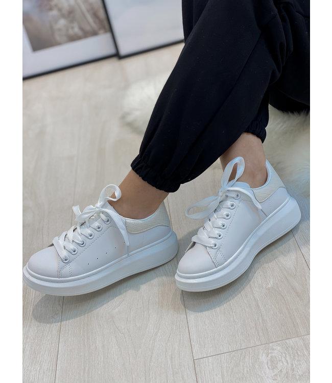 Queen sneakers - beige