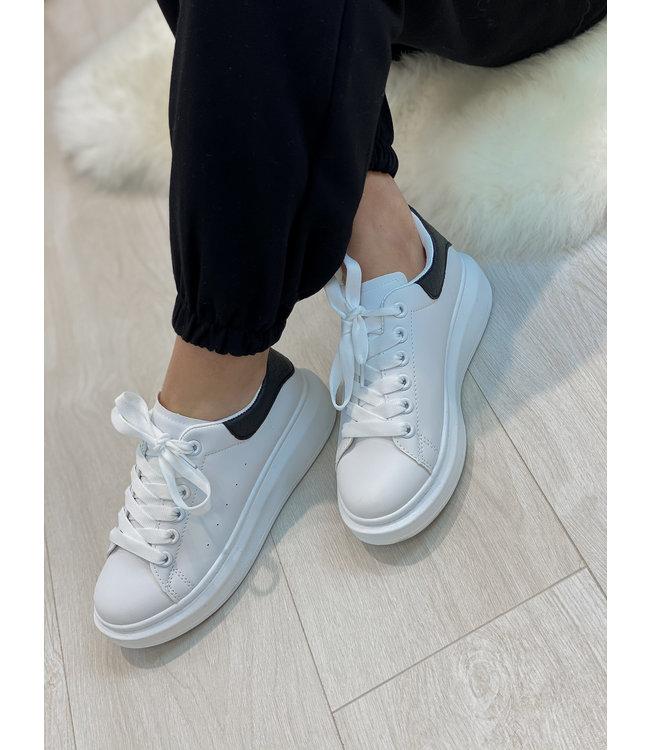 Queen sneakers - black