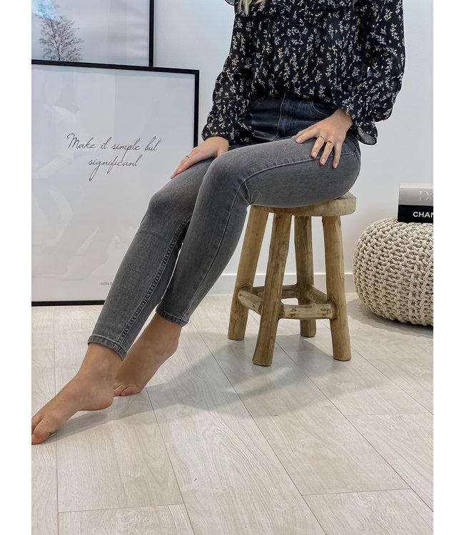 Skinny jeans - grey classic
