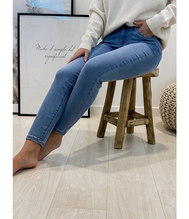 Skinny jeans - bleach