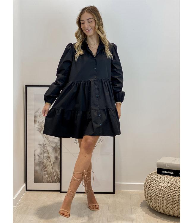Celi dress - black