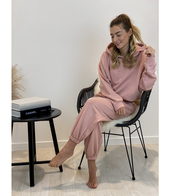 Mila comfy set - pink
