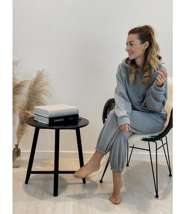 Mila comfy set - grey