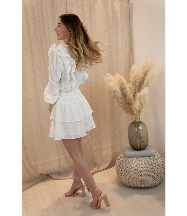 Anna skirt - white