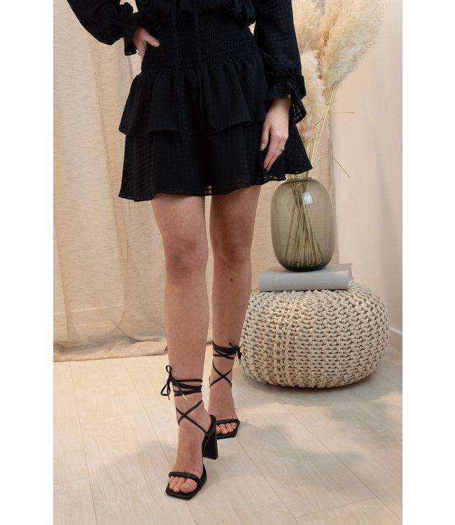 Anna skirt - black