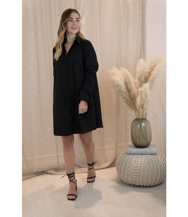 Daphne dress - black