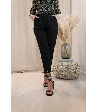 Classic pants - black