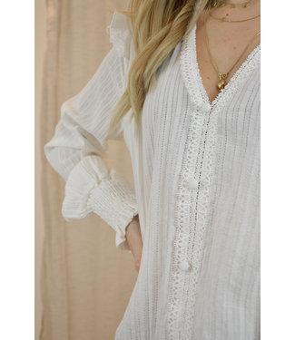 Kiki blouse - white