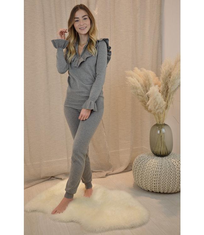 Cute lounge wear - grey