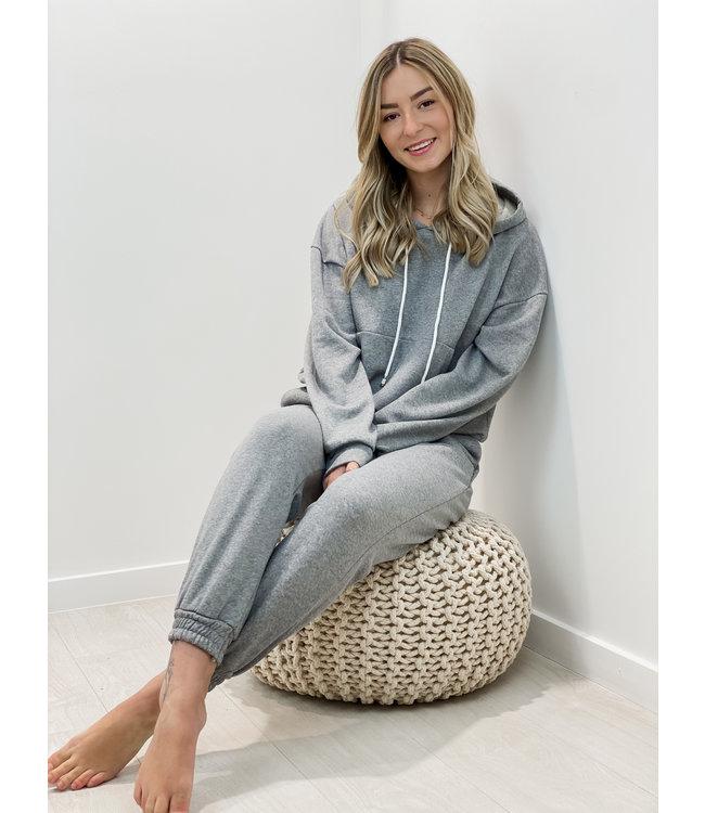 Rosa comfy set - grey
