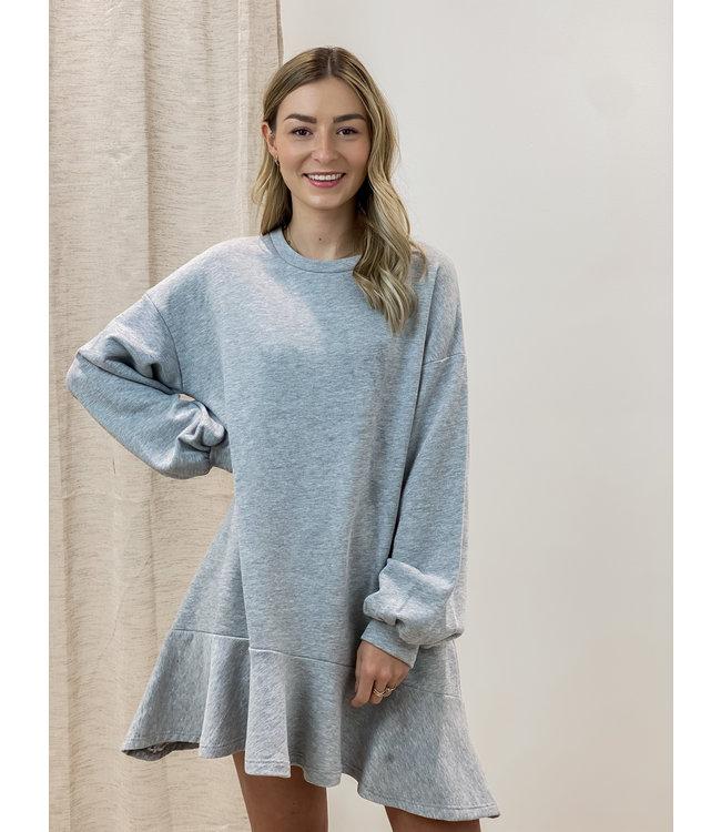 Layla dress - grey