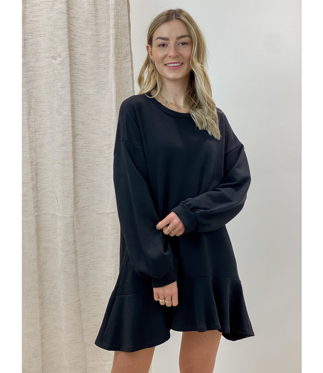 Layla dress - black