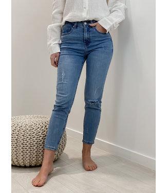 Skinny jeans - denim blue