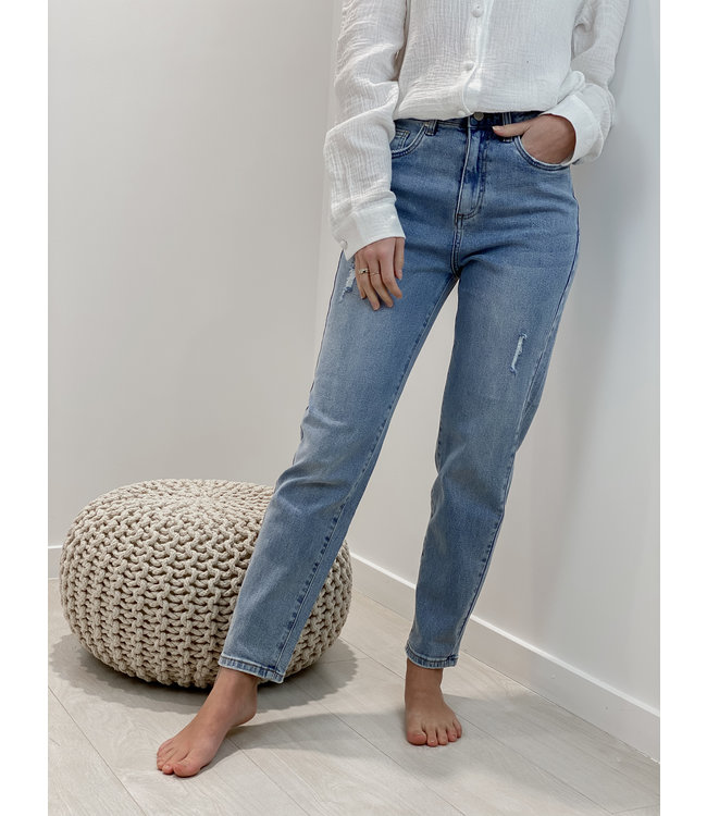 Straight jeans - basic