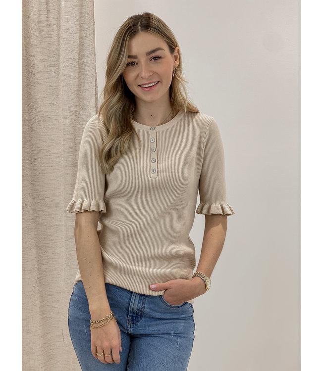 Mila shirt - beige