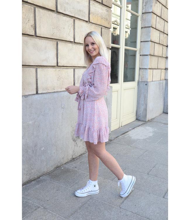 Julia dress - pink