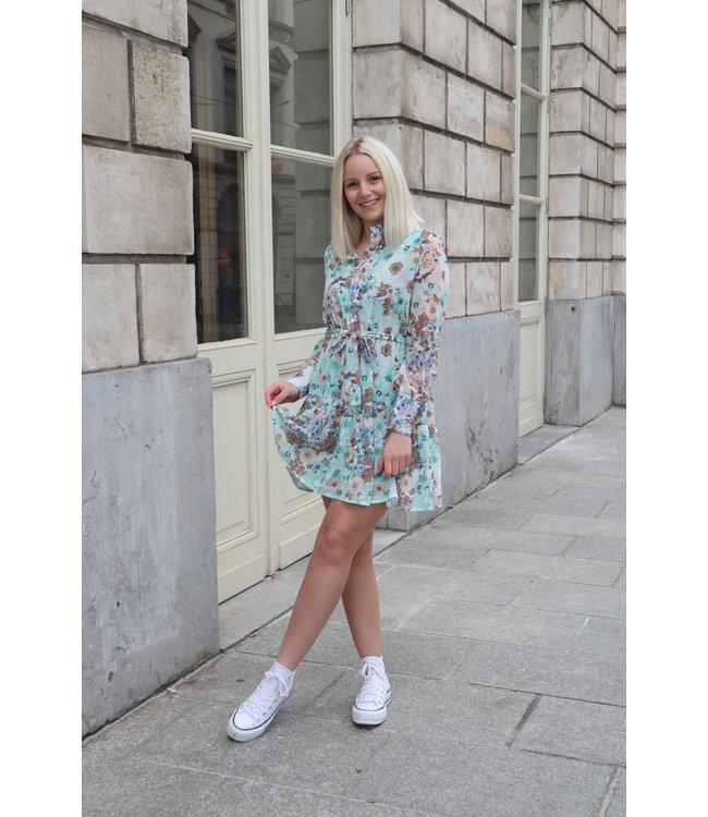 Fleur dress - mint