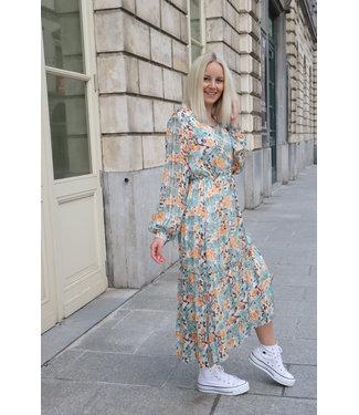 Aliyah dress - mint