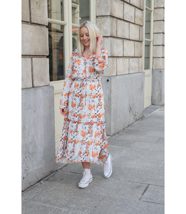 Aliyah dress - orange