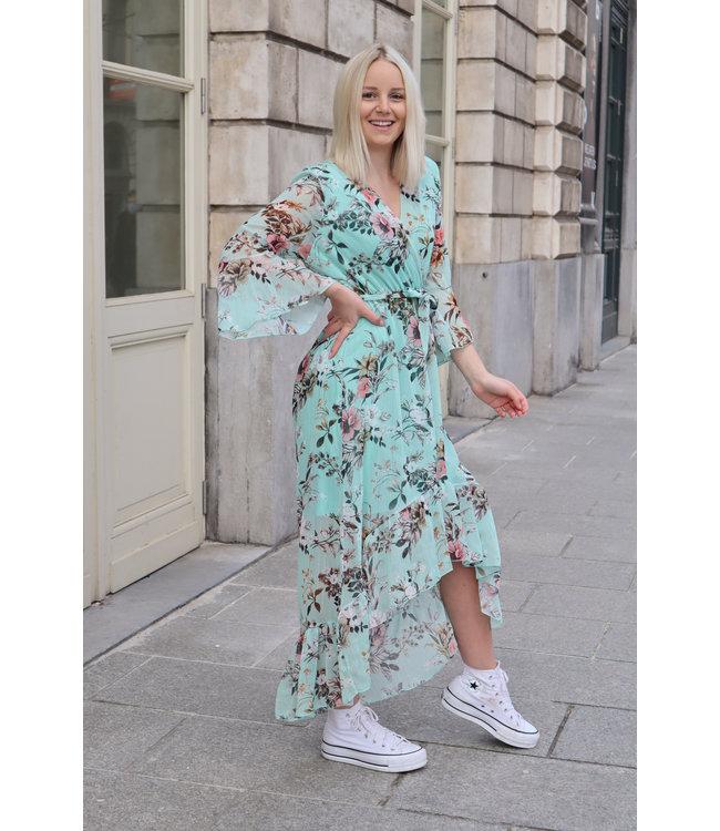 Azalea dress - mint