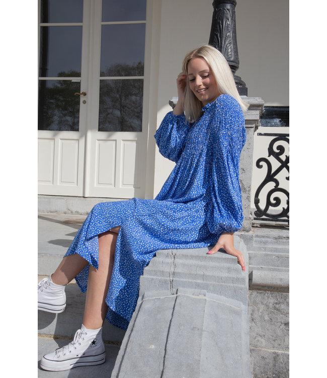 Inaya dress - blue