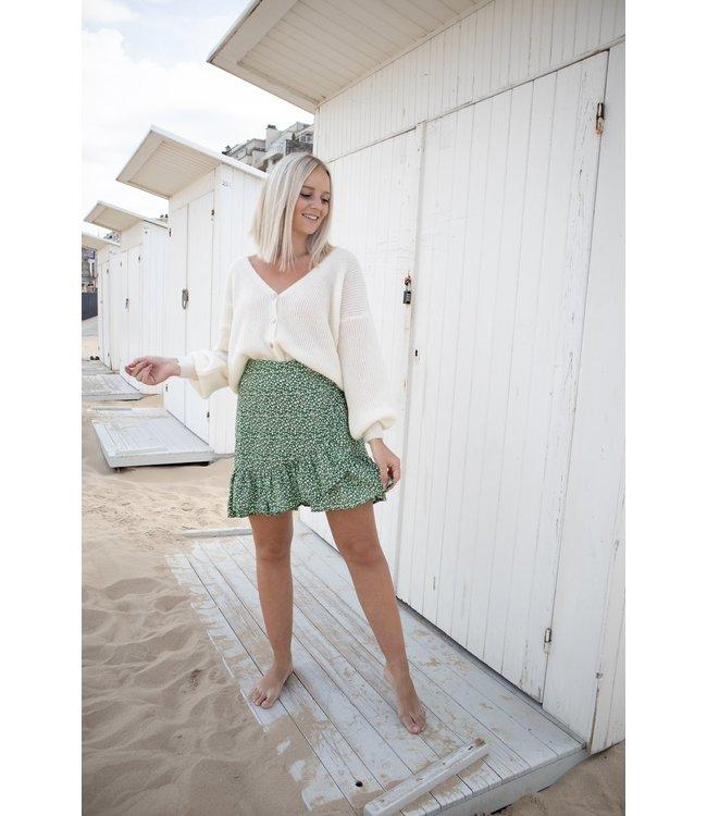 Ella skirt - green