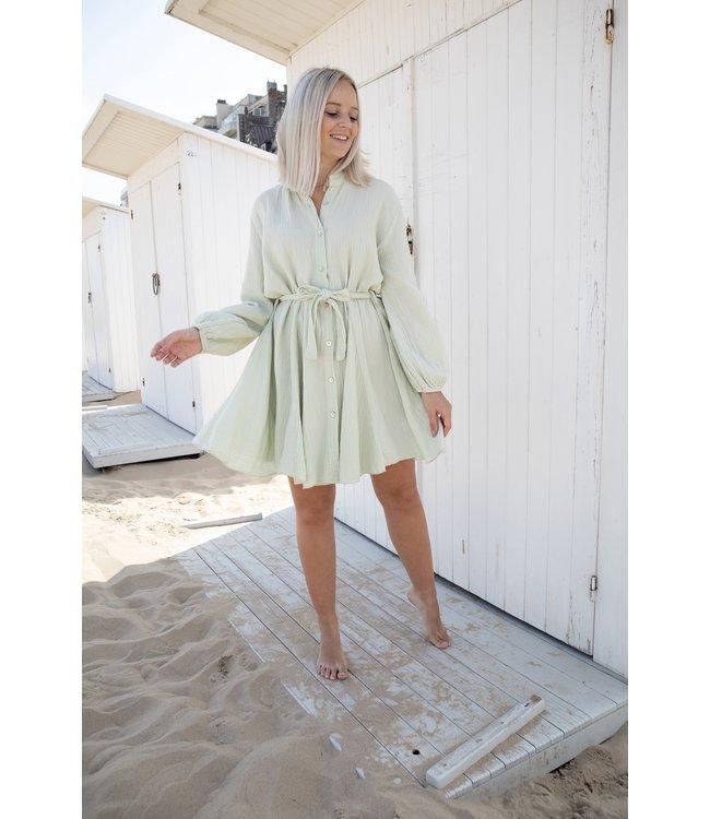 Dreamy tetra dress - mint