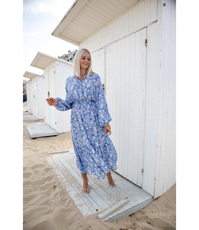 Lorella dress - blue