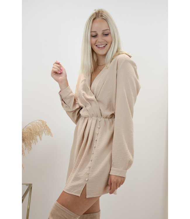 Infinity dress - beige