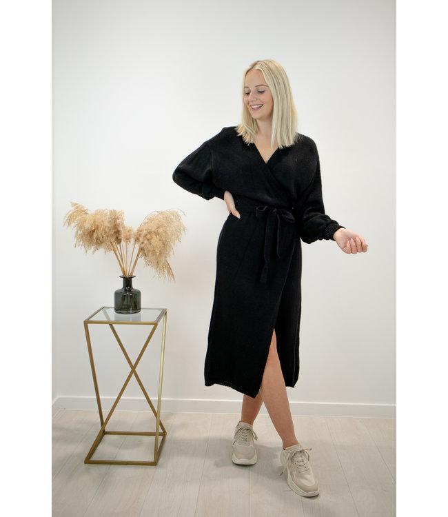 Lia dress - black