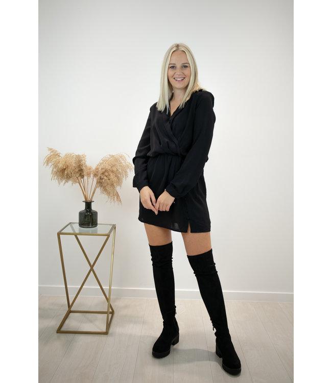 Infinity dress - black