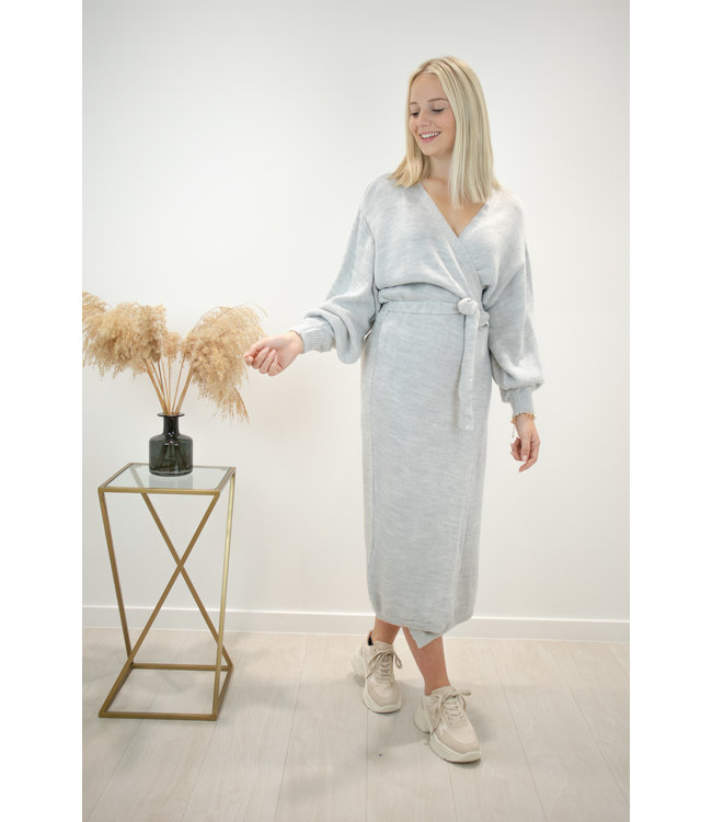 Lia dress - grey