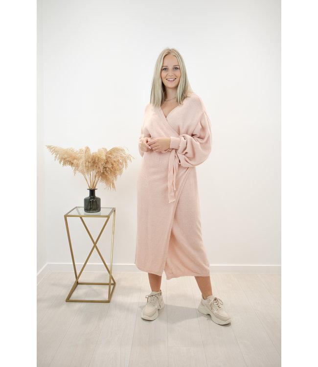 Lia dress - peach