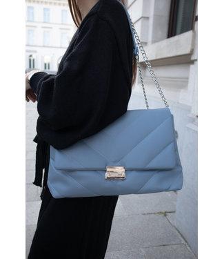 LouLou bag - steel blue