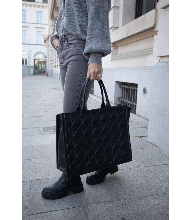 J'adore bag - black