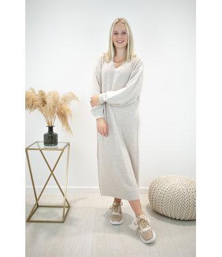 Soft Yazzie dress - latté
