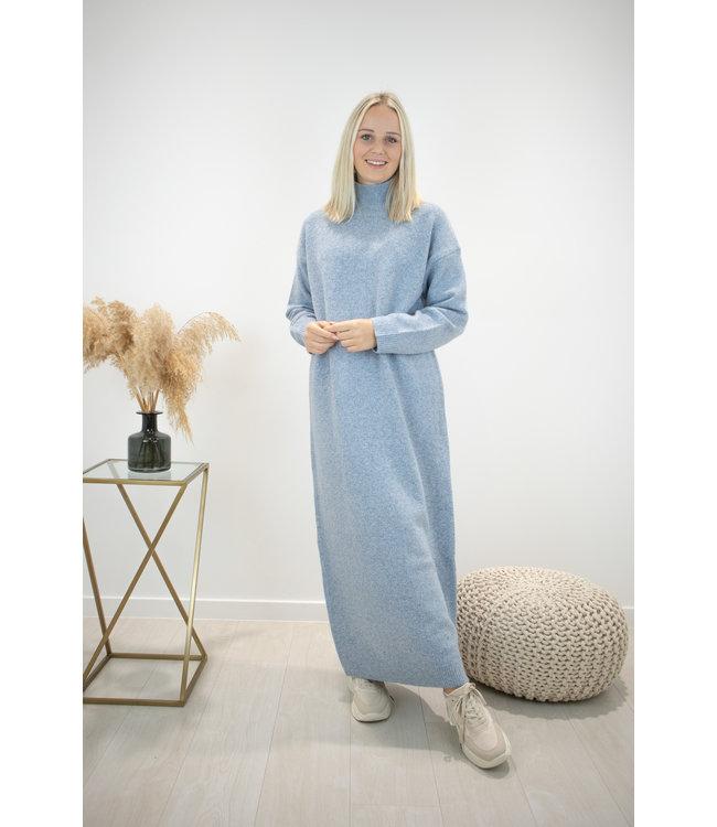 Yasmine MAXI dress - blue